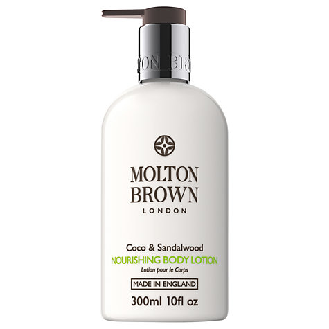Buy Molton Brown Coco & Sandalwood Body Lotion, 300ml Online at johnlewis.com