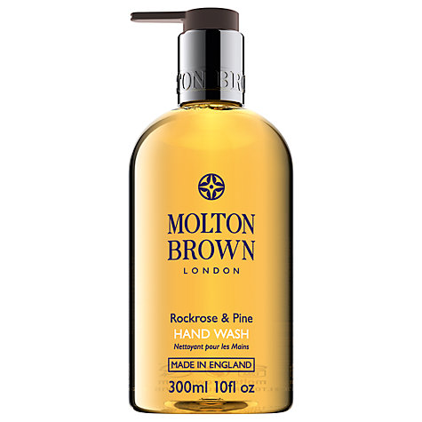 Buy Molton Brown Rockrose & Pine Hand Wash, 300ml Online at johnlewis.com