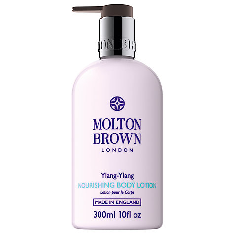 Buy Molton Brown Ylang Ylang Nourishing Body Lotion, 300ml Online at johnlewis.com