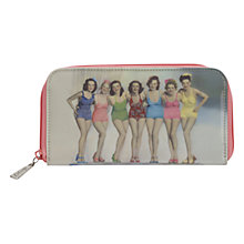 Buy Catseye Bathing Belles Zip-Around Wallet Online at johnlewis.com