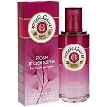 Buy Roger & Gallet Rose Imaginaire Eau Fraiche, 100ml Online at johnlewis.com