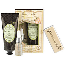 Buy Heathcote & Ivory Beau Jardin Citron Manicure Kit Online at johnlewis.com