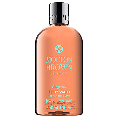 Buy Molton Brown Gingerlily Body Wash, 300ml Online at johnlewis.com