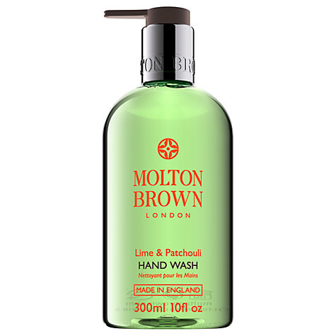 Buy Molton Brown Lime & Patchouli Hand Wash, 300ml Online at johnlewis.com