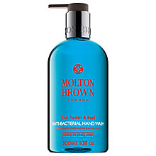 Buy Molton Brown Rok Radish & Basil Anti-Bacterial Hand Wash, 300ml Online at johnlewis.com