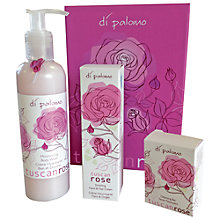 Buy Di Palomo Tuscan Rose Pamper Gift Set Online at johnlewis.com