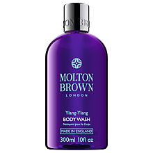 Buy Molton Brown Ylang Ylang Body Wash, 300ml Online at johnlewis.com