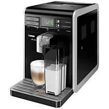 Buy Saeco HD8769/08 Moltio Bean-to-Cup Coffee Machine Online at johnlewis.com