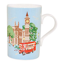 Buy Cath Kidston London Cedar Mug Online at johnlewis.com