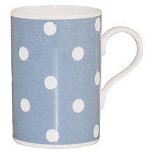 Buy Cath Kidston Spots Cedar Mug Online at johnlewis.com