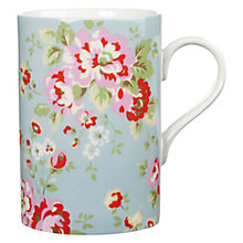 Buy Cath Kidston Spray Flowers Cedar Mug Online at johnlewis.com
