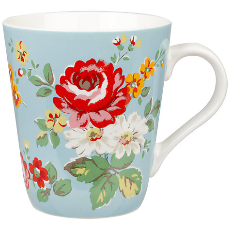 Buy Cath Kidston Kentish Rose Stanley Mug Online at johnlewis.com