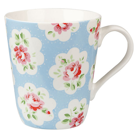 Buy Cath Kidston Provence Rose Stanley Mug Online at johnlewis.com