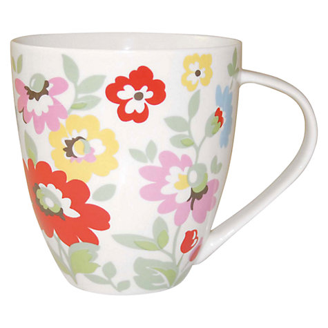 Buy Cath Kidston Prairie Crush Mug Online at johnlewis.com