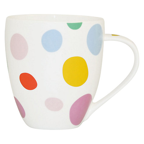 Buy Cath Kidston Bubbles Crush Mug Online at johnlewis.com