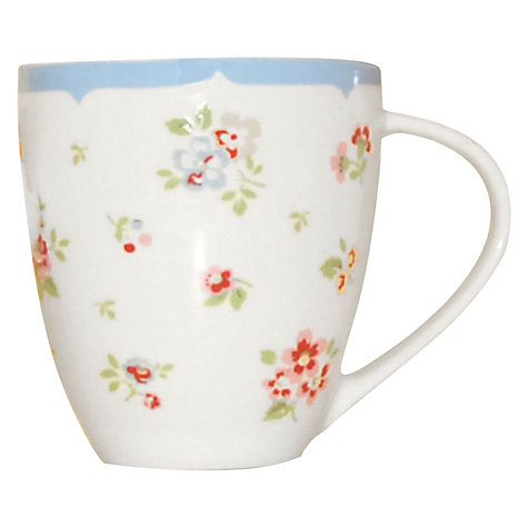Buy Cath Kidston Sprig Crush Mug Online at johnlewis.com