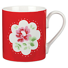 Buy Cath Kidston Provence Larch Mug Online at johnlewis.com