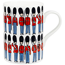 Buy Cath Kidston Guardsman Cedar Mug Online at johnlewis.com