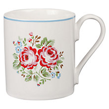 Buy Cath Kidston Chelsea Bunch Larch Mug Online at johnlewis.com