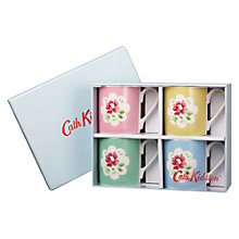 Buy Cath Kidston Provence Larch Mugs, Set of 4 Online at johnlewis.com