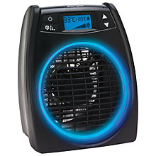 Buy Dimplex DXGLO2 GloFan Heat & Cool, Black Online at johnlewis.com