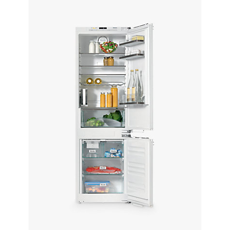 Buy Miele KFN37452 iDE Integrated Fridge Freezer, A++ Energy Rating, 56cm Wide Online at johnlewis.com