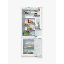Buy Miele KFN37432 iD Integrated Fridge Freezer, A++ Energy Rating, 56cm Wide Online at johnlewis.com