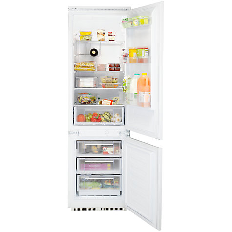 Buy Hotpoint HM31AA Integrated Fridge Freezer, A+ Energy Rating, 54cm Wide Online at johnlewis.com