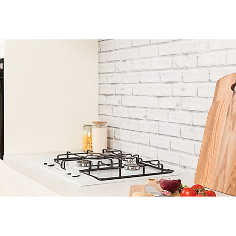 Buy Hotpoint GC640 Gas Hob Online at johnlewis.com