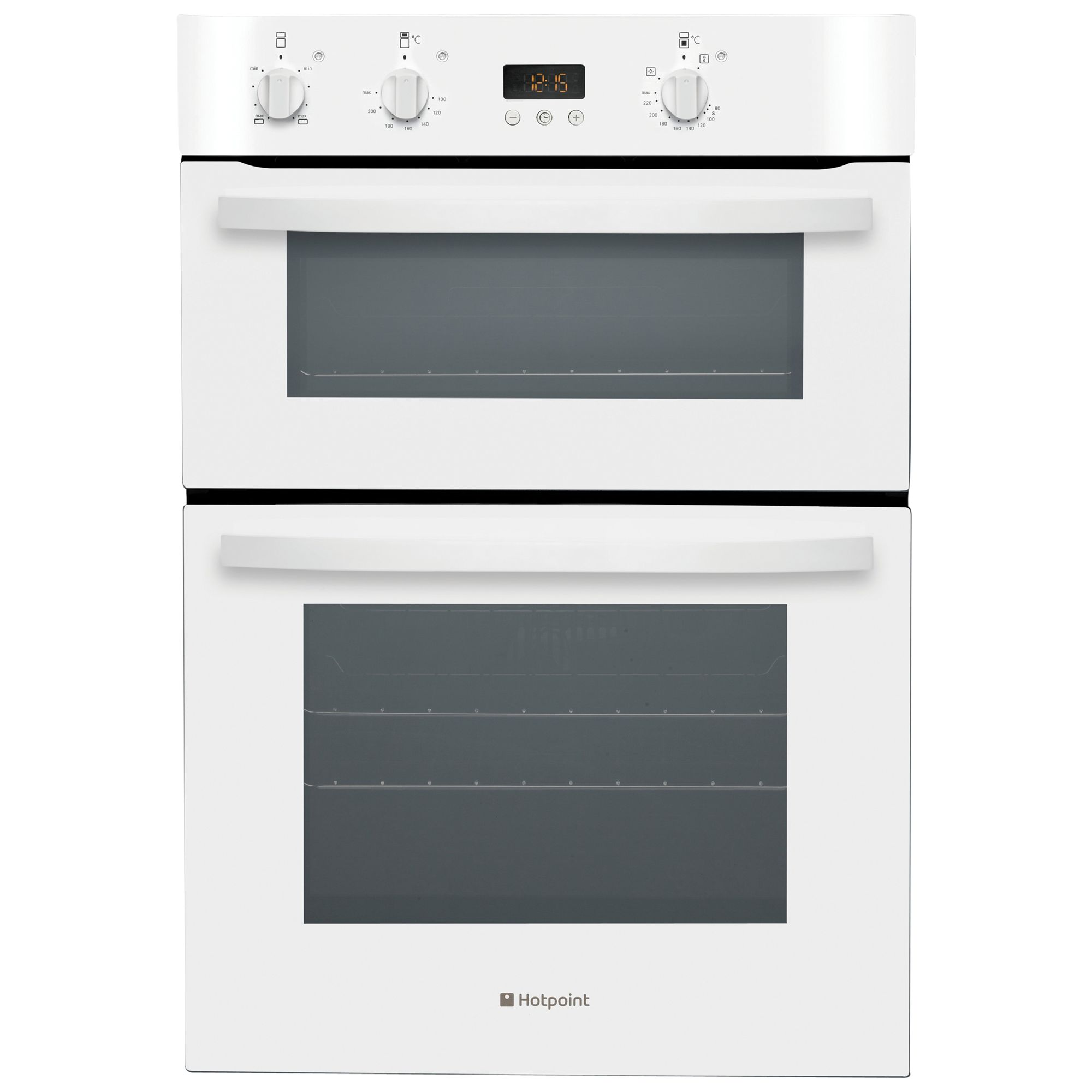 Hotpoint DH53WS Double Electric Oven White