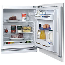Buy Hotpoint HUL1622 Integrated Larder Fridge, A+ Energy Rating, 60cm Wide Online at johnlewis.com