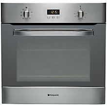 Buy Hotpoint SH83CXS Single Electric Oven, Stainless Steel Online at johnlewis.com