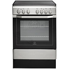 Buy Indesit I6VV2A Electric Cooker Online at johnlewis.com