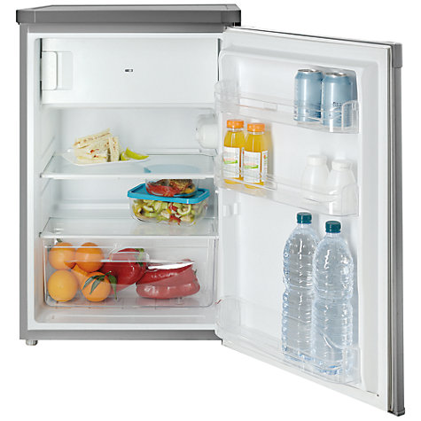 Buy Indesit Tfaa10si Fridge With Freezer Compartment A