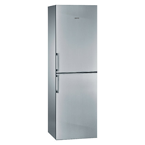 Buy Siemens KG34NVI20G Fridge Freezer, A+ Energy Rating, 60cm Wide, Stainless Steel Online at johnlewis.com