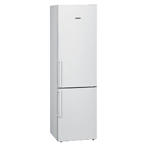 Buy Siemens KG39NVW32G Fridge Freezer, A++ Energy Rating, 60cm Wide, White Online at johnlewis.com