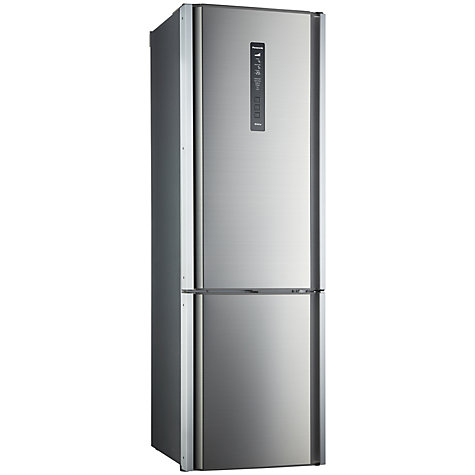 Buy Panasonic NR-B32FW3-WB Fridge Freezer, A++ Energy Rating, 60cm Wide, White Online at johnlewis.com