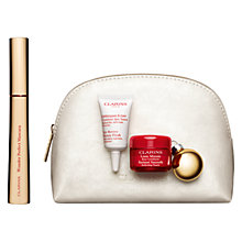 Buy Clarins All About Eyes Skincare Gift Set Online at johnlewis.com