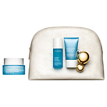 Buy Clarins Hydraquench Collection Gift Set Online at johnlewis.com