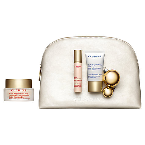 Buy Clarins Super Skin Firmers Gift Set Online at johnlewis.com