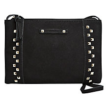 Buy Mango Stud Detail Shoulder Bag Online at johnlewis.com