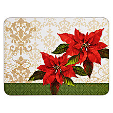 Buy Jason Poinsettia Placemats, Set of 6 Online at johnlewis.com