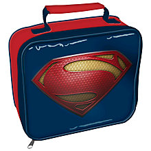 Buy Speakmark Superman Lunch Bag Online at johnlewis.com