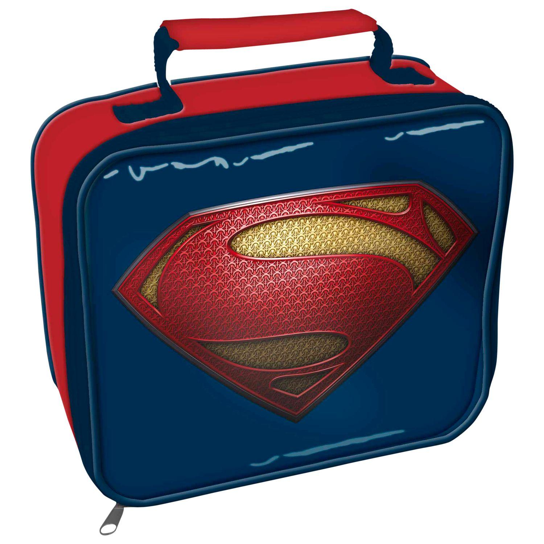 Speakmark Superman Lunch Bag