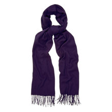 Buy Planet Fringed Stole Online at johnlewis.com
