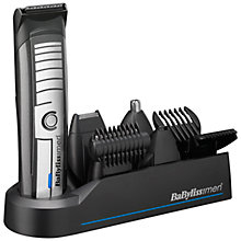 Buy BaByliss For Men 7420U Super Groomer Online at johnlewis.com
