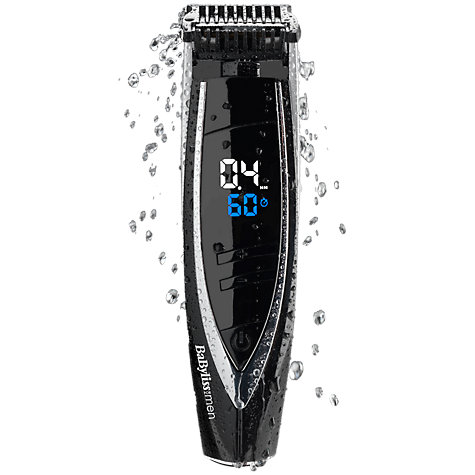 Buy BaByliss For Men 7898U Super Stubble Online at johnlewis.com