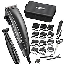 Buy BaByliss for Men 7447BU Home Hair Cutting Kit Online at johnlewis.com