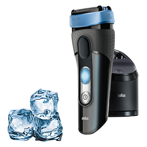 Buy Braun °CoolTec CT2cc Shaver Online at johnlewis.com