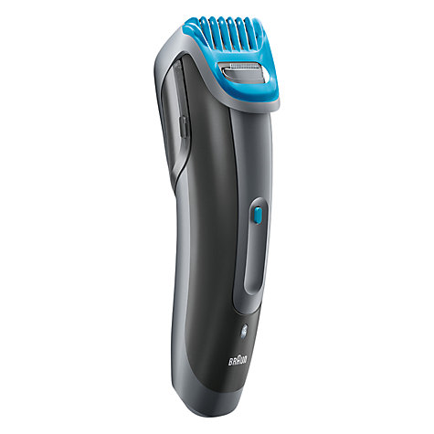 buy braun cruzer 6 beard head trimmer john lewis. Black Bedroom Furniture Sets. Home Design Ideas